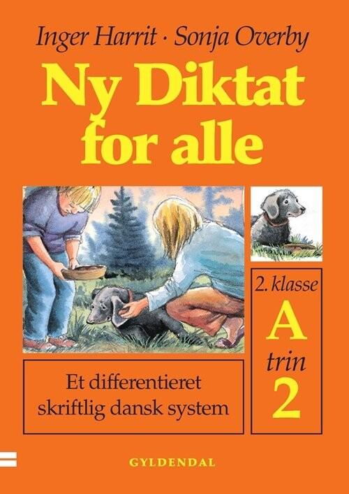 Ny Diktat For Alle 2. Klasse - Sonja Overby - Bog