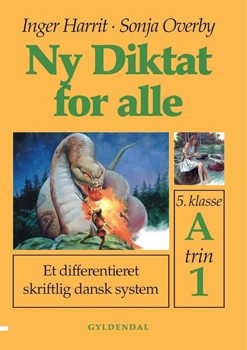Ny Diktat For Alle 5. Klasse - Sonja Overby - Bog