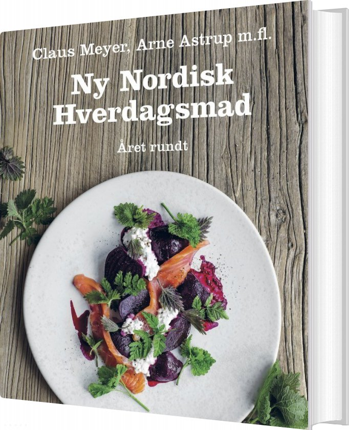 Ny Nordisk Hverdagsmad - Claus Meyer - Bog