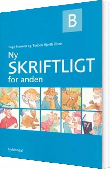 Ny Skriftligt For Anden B - Tage Hansen - Bog