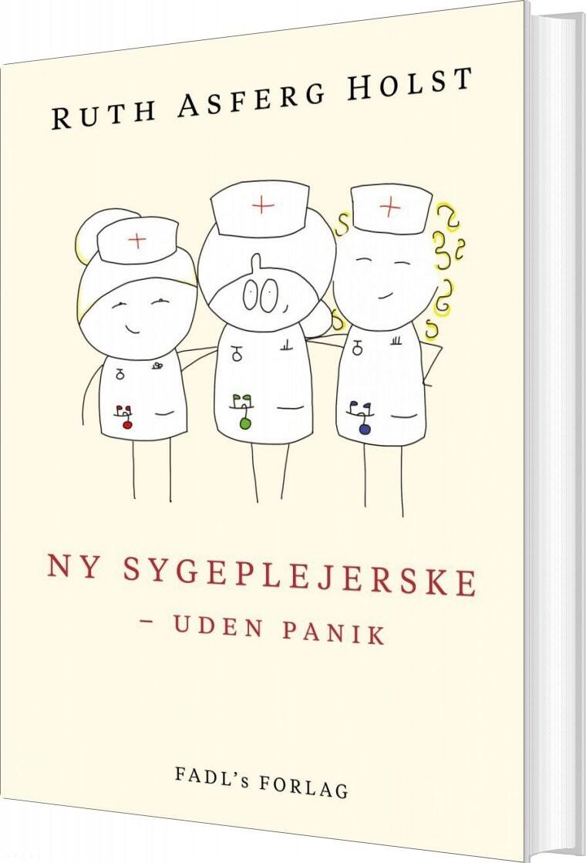 Image of   Ny Sygeplejerske - Ruth Holst - Bog
