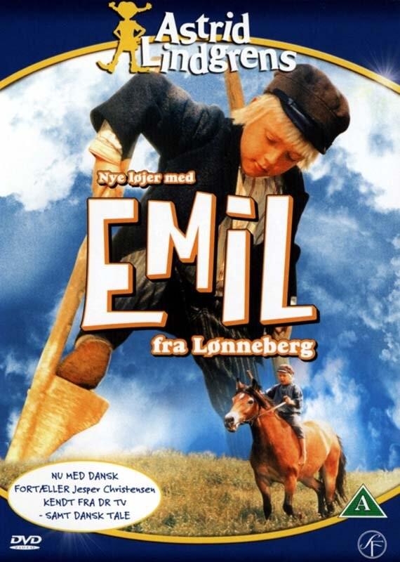 Billede af Nye Løjer Med Emil Fra Lønneberg / Nya Hyss Av Emil I Lönneberga - DVD - Film