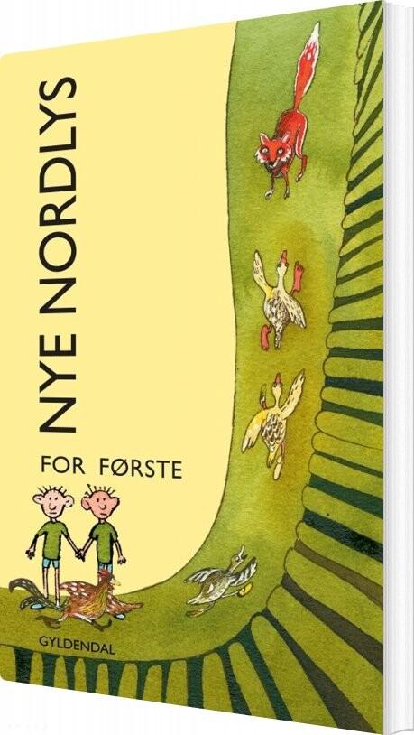 Image of   Nye Nordlys For Første - Hanne Leth - Bog