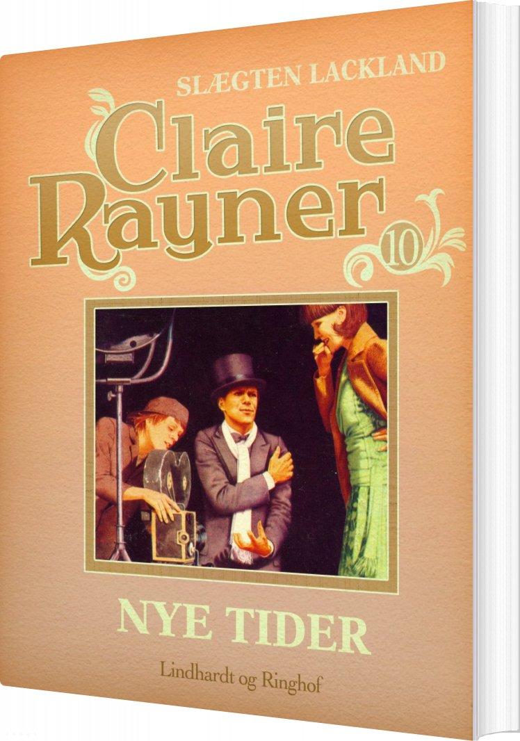 Nye Tider - Claire Rayner - Bog