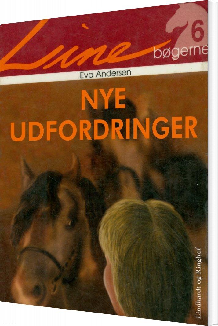 Image of   Nye Udfordringer - Eva Andersen - Bog