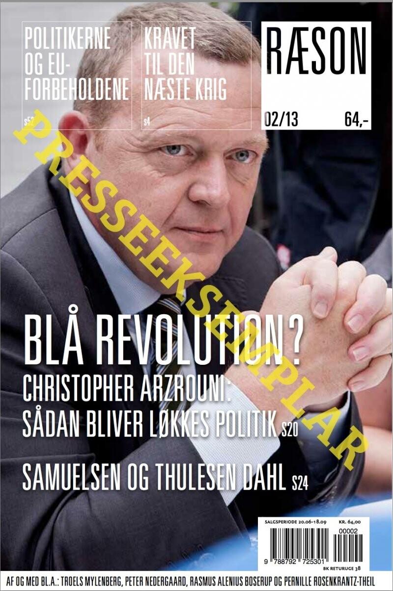 Image of   Nyhedsmagasinet Ræson (ræson14) - Johan Moe Fejerskov - Bog