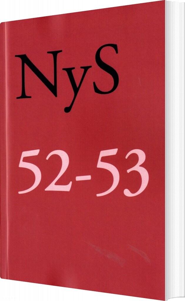 Billede af Nys 52-53 - Bog