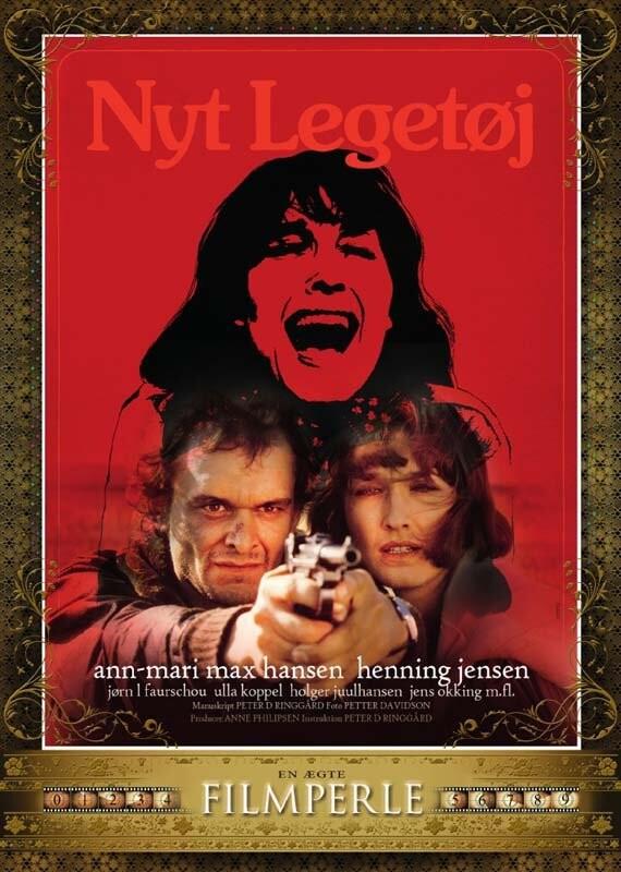 Image of   Nyt Legetøj - DVD - Film