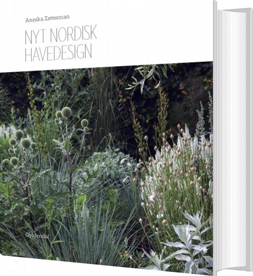 Image of   Nyt Nordisk Havedesign - Annika Zetterman - Bog