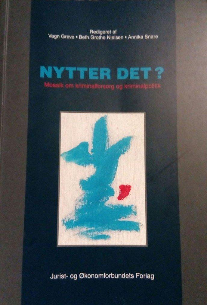 Image of   Nytter Det? - Nielsen B - Bog