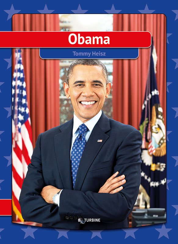 Image of   Barack Obama Biografi - Tommy Heisz - Bog