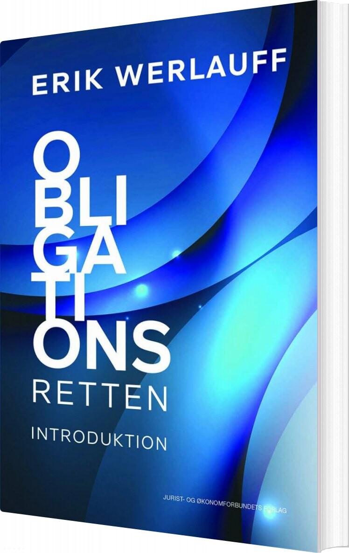 Image of   Obligationsretten - Erik Werlauff - Bog