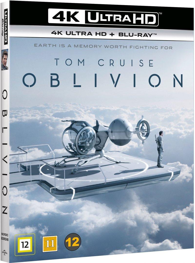Image of   Oblivion - 2013 - 4K Blu-Ray