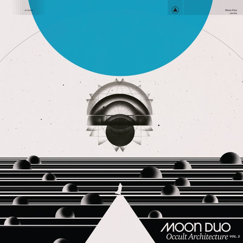 Image of   Moon Duo - Occult Architecture Vol. 2 - CD