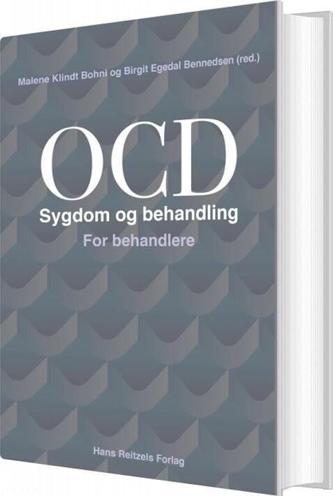 Image of   Ocd - Sygdom Og Behandling. For Behandlere - Mikkel Arendt - Bog