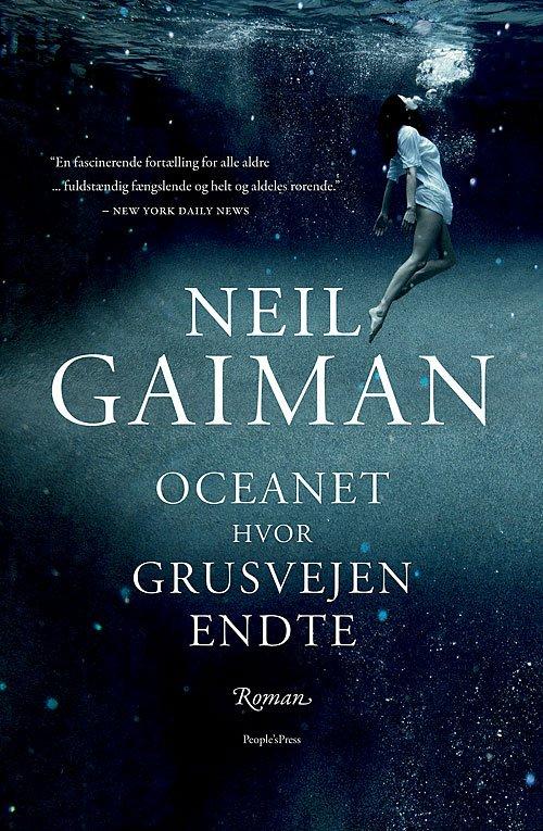 Oceanet Hvor Grusvejen Endte - Neil Gaiman - Bog