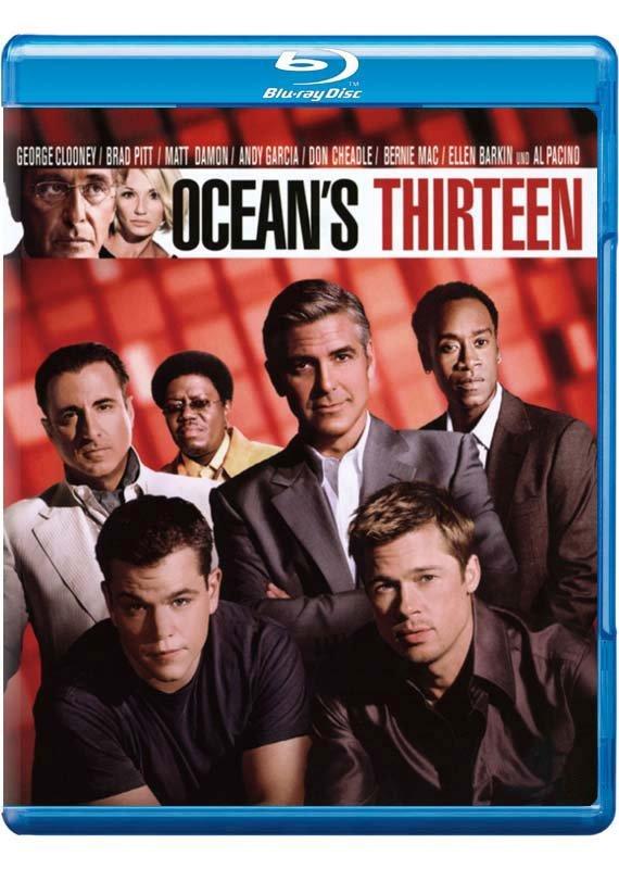 Oceans 13 / Oceans Thirteen - Blu-Ray