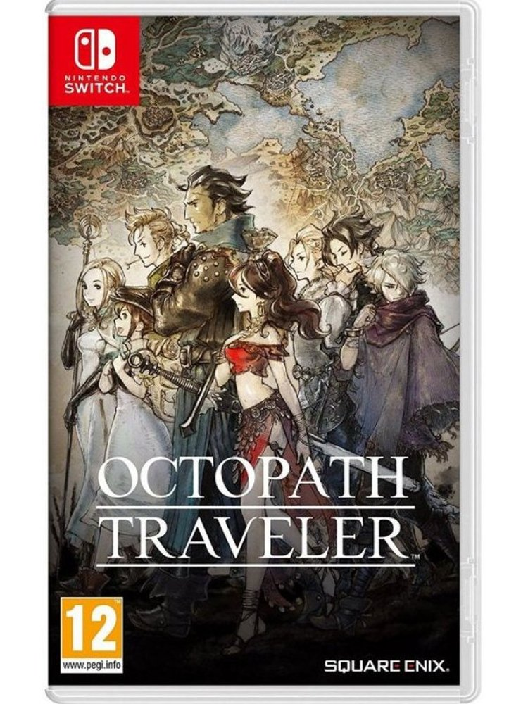 Image of   Octopath Traveler: Traveler - Nintendo Switch