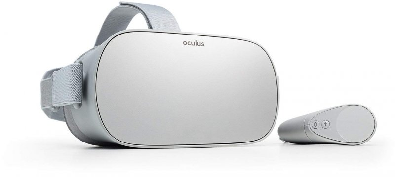 Image of   Oculus Go - Standalone Virtual Reality Vr Briller - 64gb