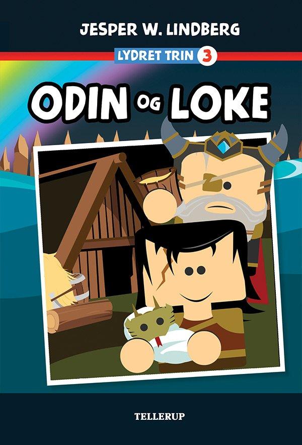 Image of   Odin Og Loke - Jesper W. Lindberg - Bog