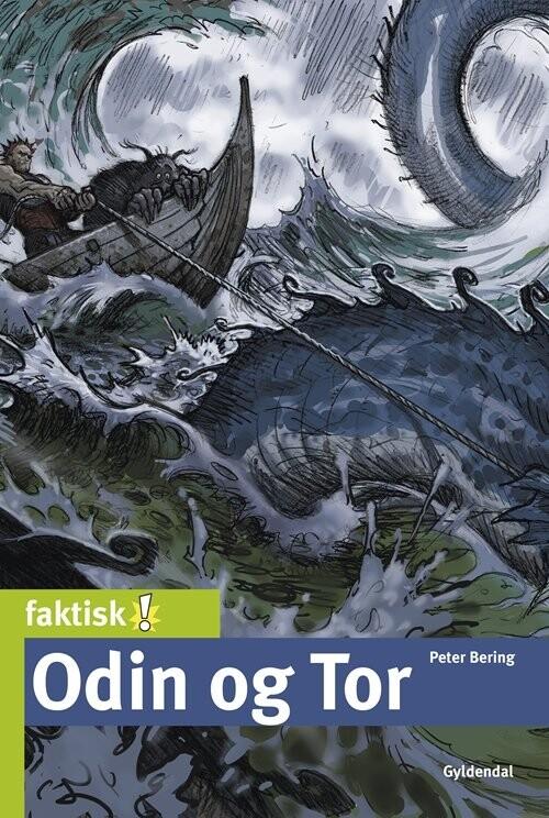 Image of   Odin Og Tor - Peter Bering - Bog