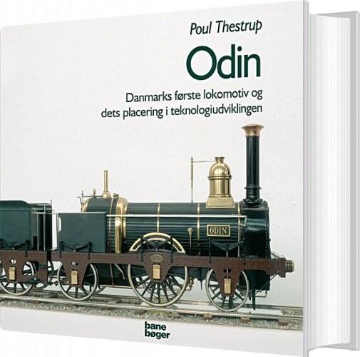 Odin - Poul Thestrup - Bog