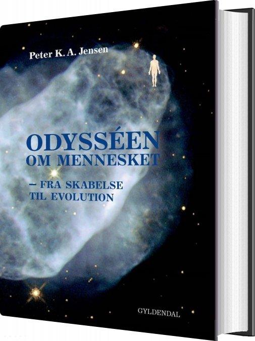 Image of   Odysséen Om Mennesket - Peter K. A. Jensen - Bog