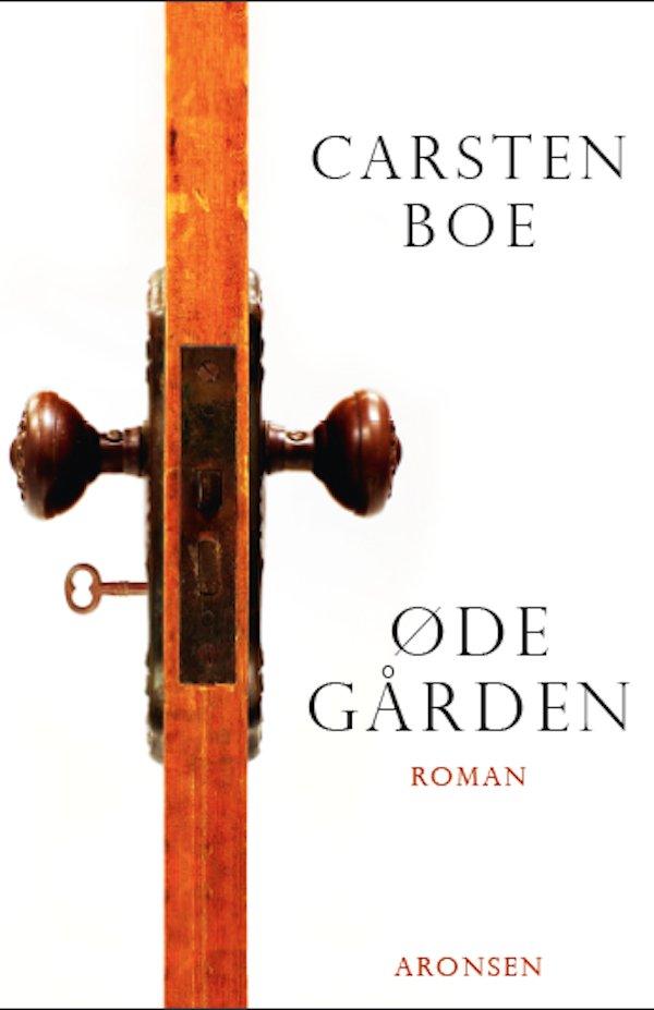 Image of   ødegården - Carsten Boe - Bog