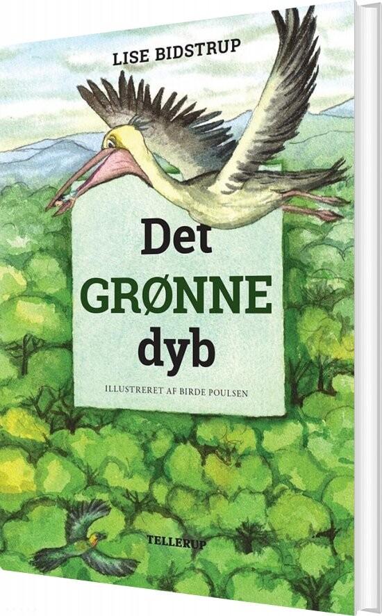 Image of   øens Sjæl #1: Det Grønne Dyb - Lise Bidstrup - Bog
