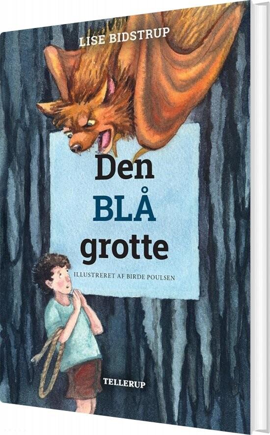 Image of   øens Sjæl #3: Den Blå Grotte - Lise Bidstrup - Bog