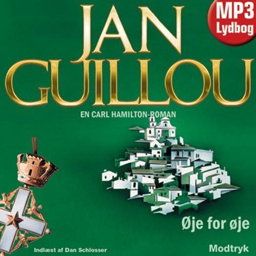 Image of   øje For øje - Jan Guillou - Cd Lydbog