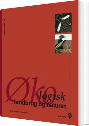 Image of   økologisk Landbrug (1) - Martin Holmstrup - Bog