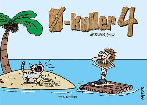 Image of   økuller 4 - Rasmus Julius - Tegneserie