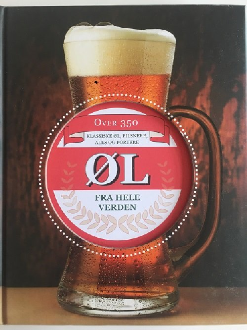 Image of   øl Fra Hele Verden - Peter M. Eronson - Bog