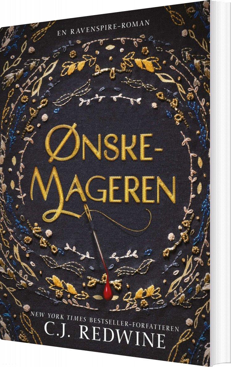 Image of   ønskemageren - C.j. Redwine - Bog