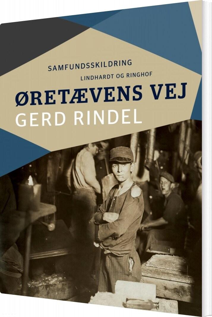øretævens Vej - Gerd Rindel - Bog