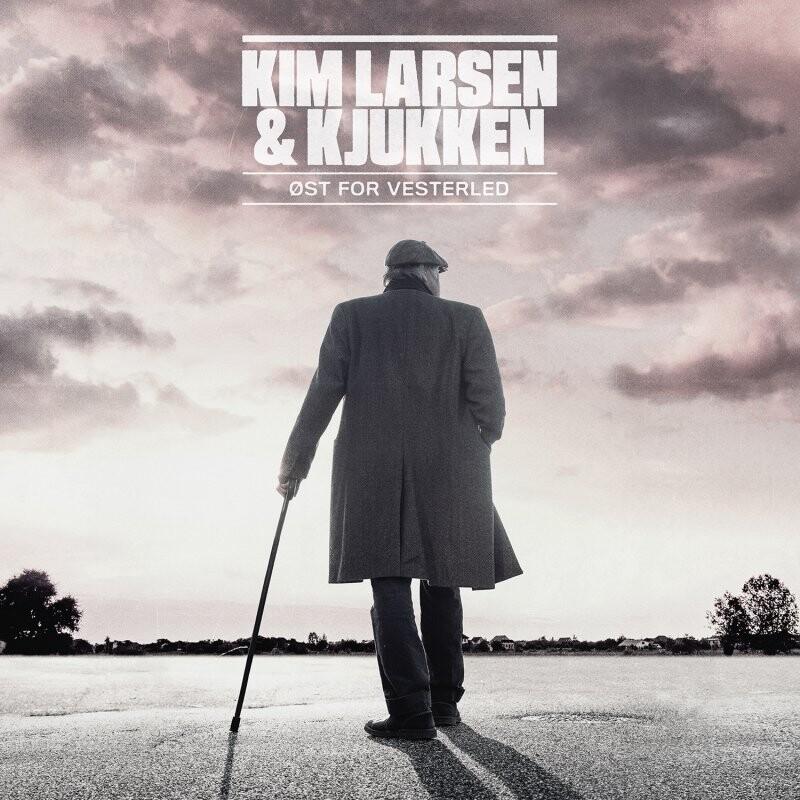 Image of   Kim Larsen Og Kjukken - øst For Vesterled - Vinyl / LP