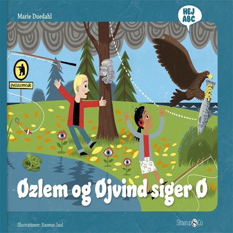 øzlem Og øjvind Siger ø - Marie Duedahl - Bog