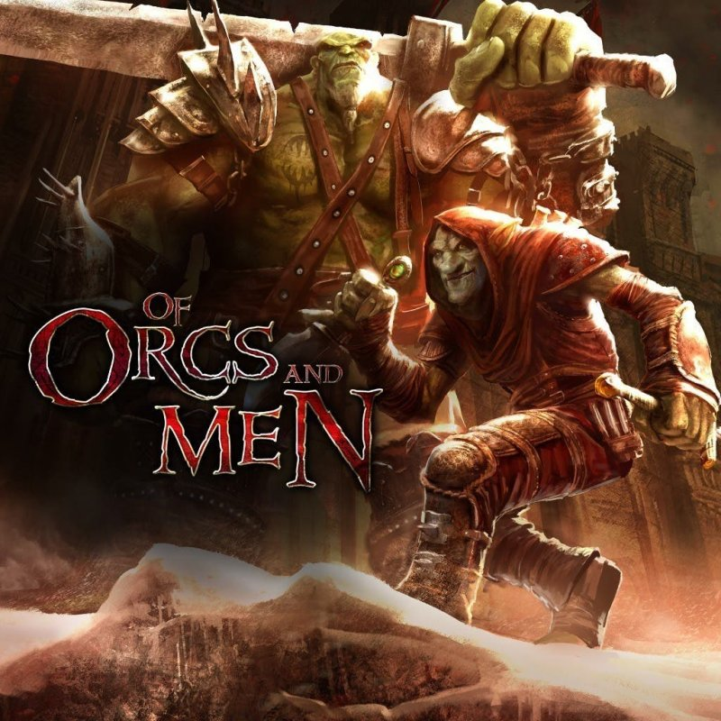Image of   Of Orcs And Men - PC