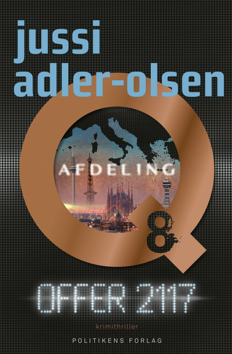 Image of   Offer 2117 - Jussi Adler-olsen - Cd Lydbog