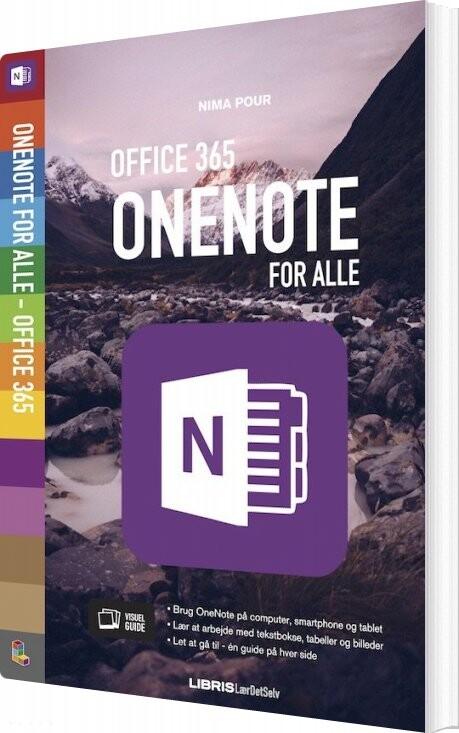 Billede af Office 365 Onenote For Alle - Nima Pour - Bog