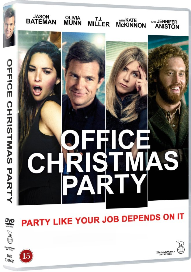 Image of   Office Christmas Party - DVD - Film