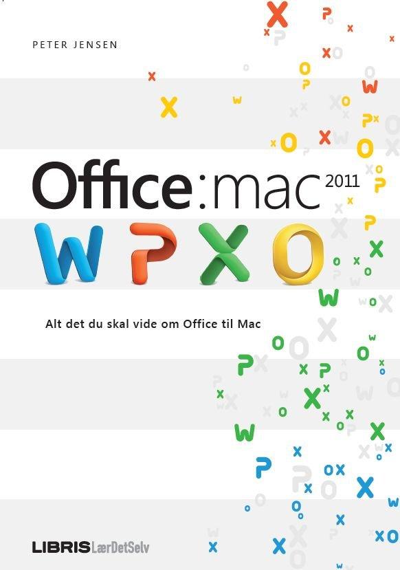 Billede af Office Til Mac - Peter Jensen - Bog