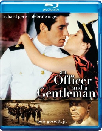 Image of   An Officer And A Gentleman - Blu-Ray