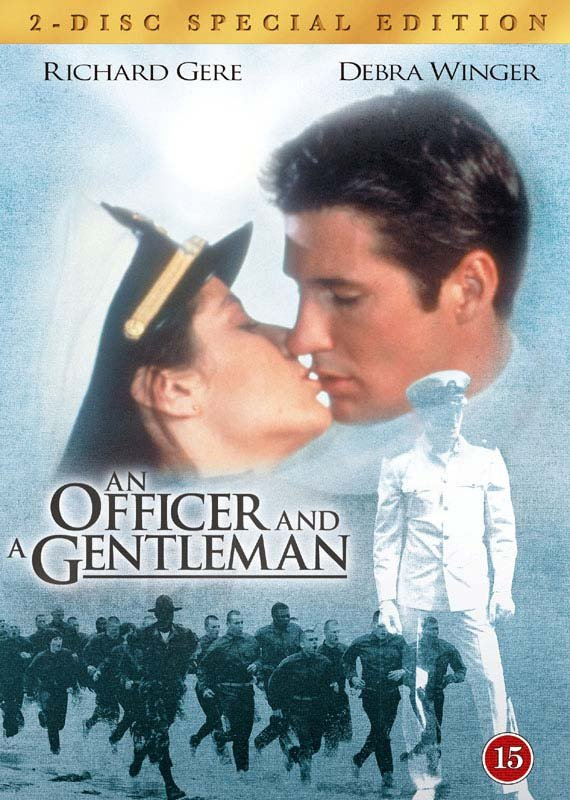 Billede af An Officer And A Gentleman - DVD - Film
