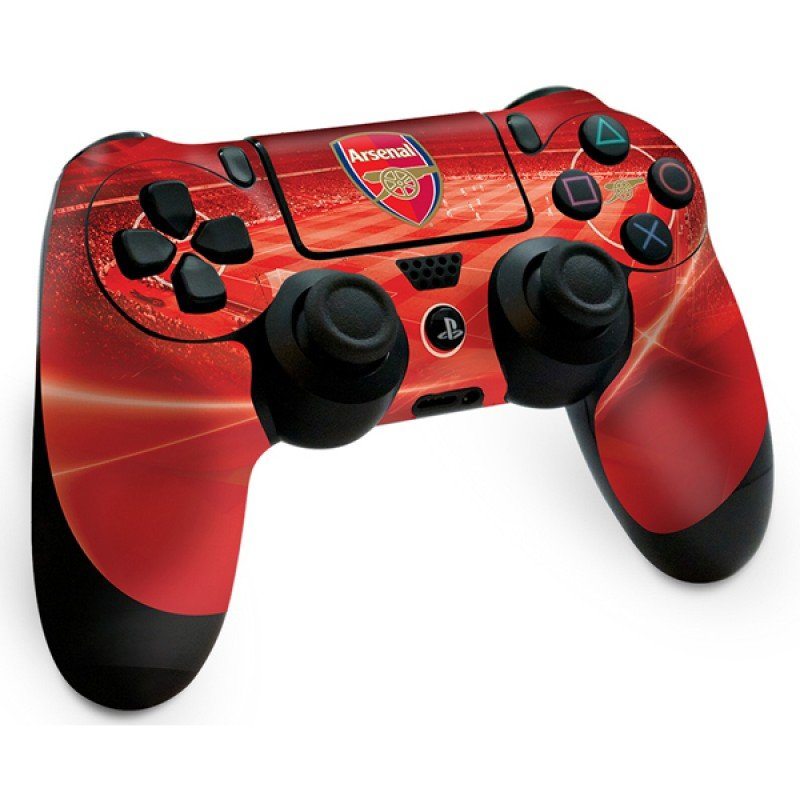Image of   Playstation 4 Controller Skin - Arsenal Fc