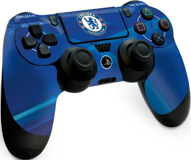 Image of   Playstation 4 Controller Skin - Chelsea Fc