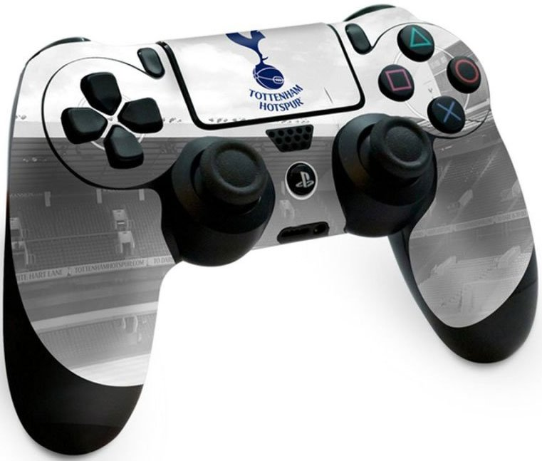 Image of   Playstation 4 Controller Skin - Tottenham Hotspur Fc