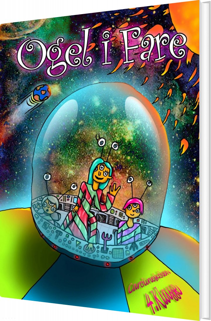 Image of   Ogel I Fare - Joshua Rosen - Bog
