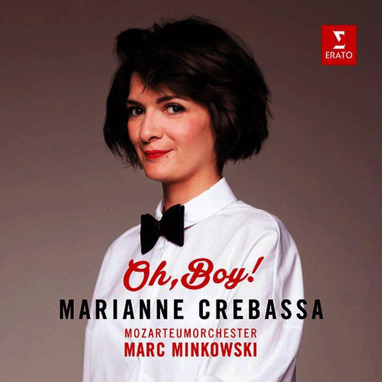 Image of   Marianne Crebassa - Oh, Boy! - CD